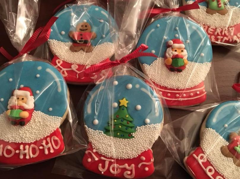 Christmas Snowglobes