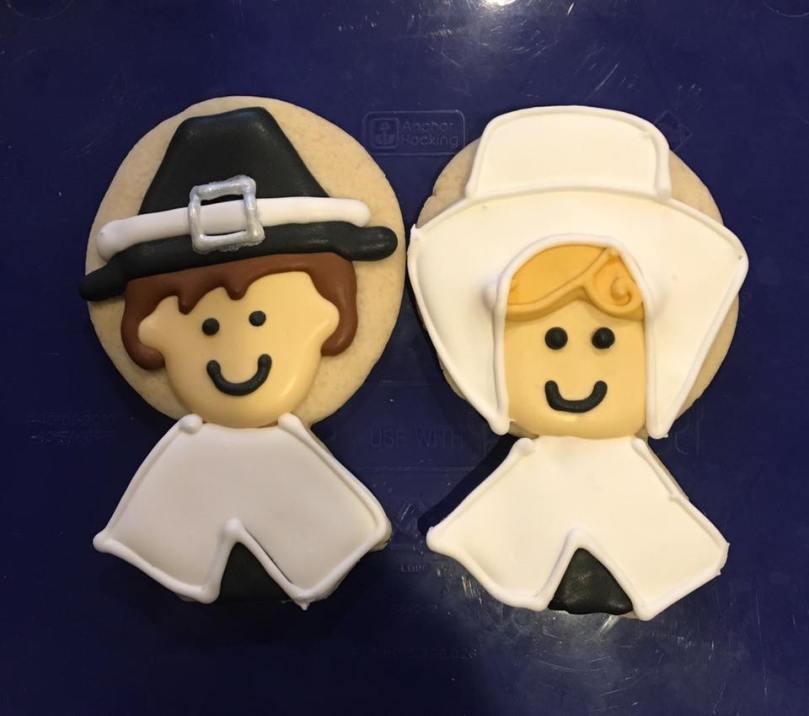 Pilgrim Cookies