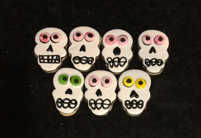 Creepy Skulls