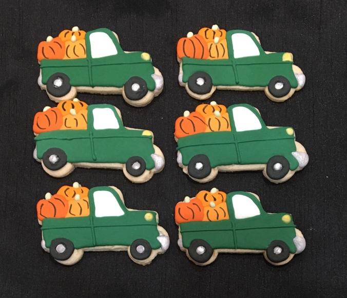 Pumpkin Trucks