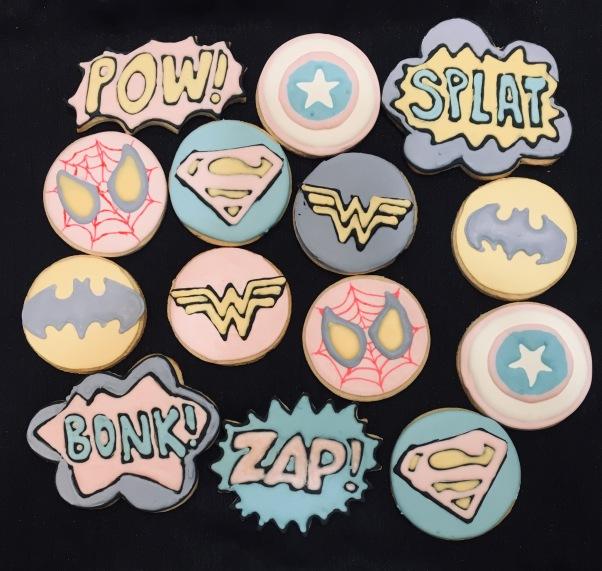 Girl Superheros