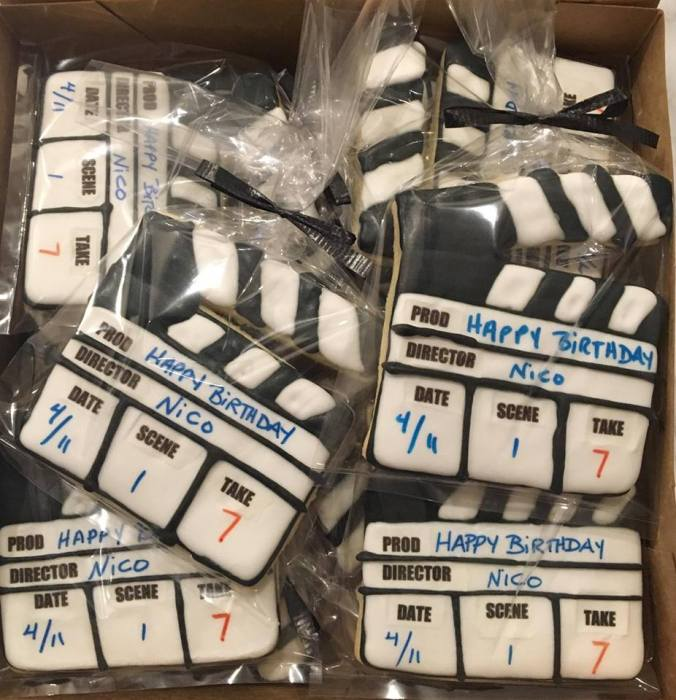 Movie Clapboards